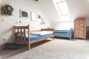 Dětský pokoj s dvěma lůžky
