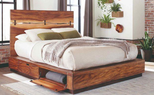 Jak zařídit ložnici, aby byla útulná, harmonická a co nejpohodlnější