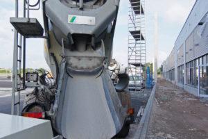 Čerpání cementového potěru