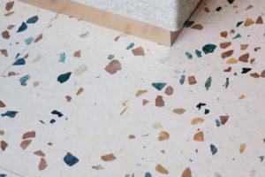 Podlaha z terazza