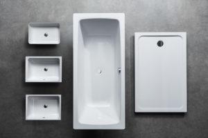 Módní sestava do koupelny