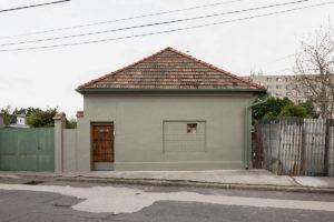 Typický dělnický dům po rekonstrukci