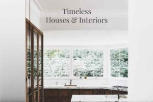 Kniha Timeless houses and interiors