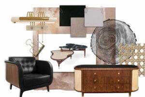 Starožitný nábytek kombinace