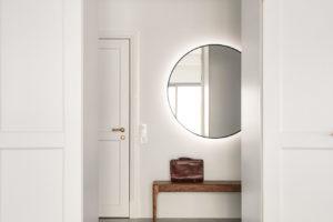 Chodba se zrcadlem