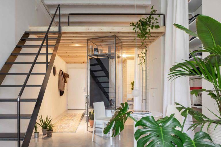 Víkendový loft pro mladý pár v historickém centru města