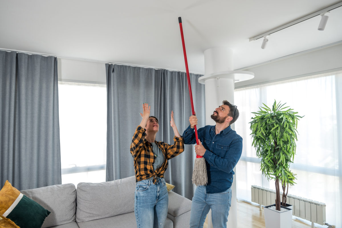 Nechcete, aby vás rušily zvuky od sousedů? Na řešení myslete už při stavbě domu nebo rekonstrukci bytu