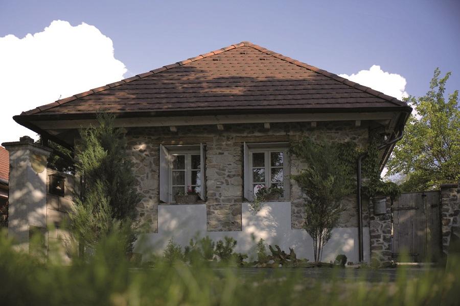 Stoletý dům po rekonstrukci
