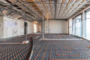 Pokládka a realizace podlahy