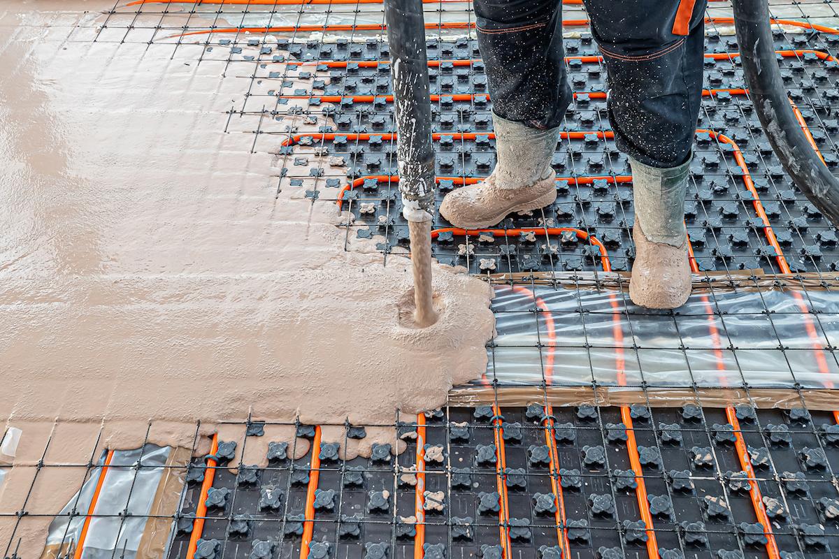Jak vybrat správný materiál pro nosnou vrstvu podlahy