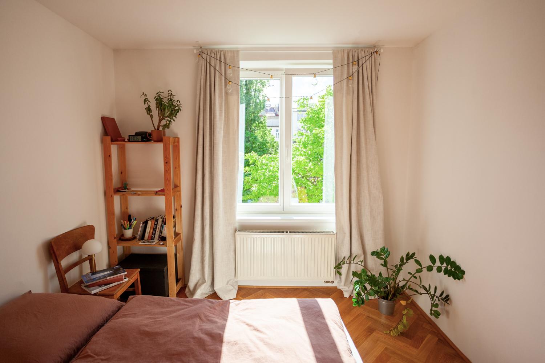 Byt Kamenická v Praze