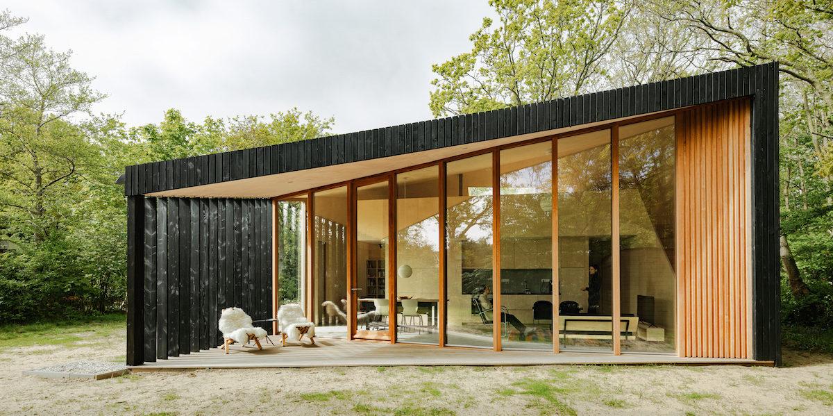 Unikátní dům, který mění dispozici podle potřeb majitelů