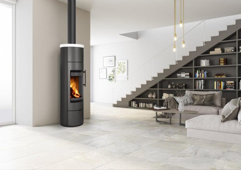 Krbová kamna, která udrží teplo domova