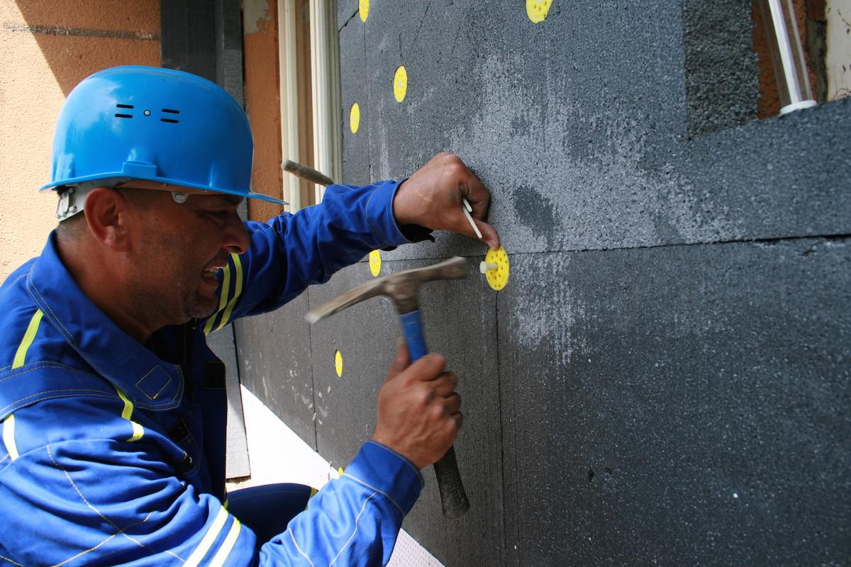 Šedý fasádní polystyren ISOVER EPS GreyWall