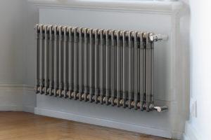 Moderný radiátor na styl retro