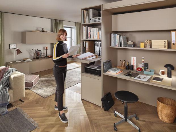 OFFICE TOWER –  řešení pro váš home office