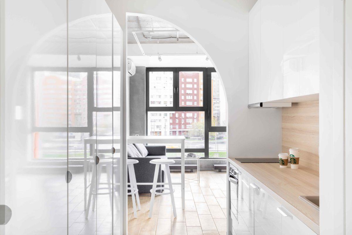 Je možné bydlet na třiatřiceti metrech čtverečních? Tento byt vám odpoví