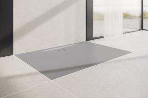 Smaltovaná extra plochá sprchová vanička