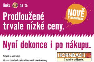 Hornbach baner
