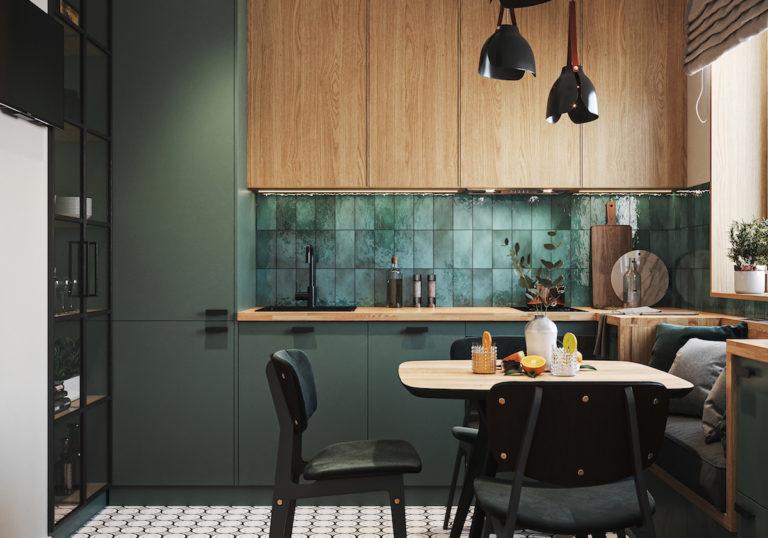 Jak udělat z dvoupokojového panelákového bytu stylové bydlení se třemi ložnicemi