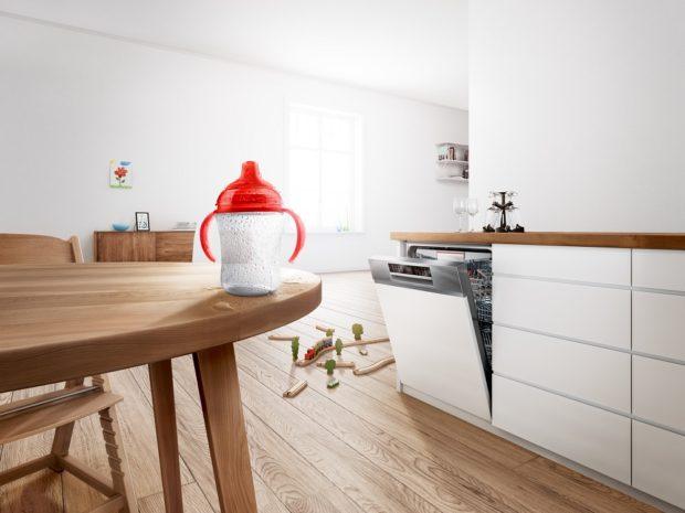 Vyhrajte novinku – úzkou volně stojící myčku nádobí Bosch!