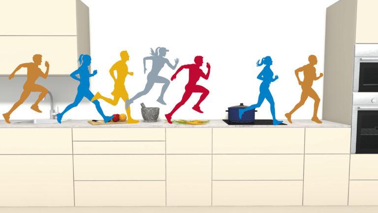 7 tipů jak změnit maraton na procházku